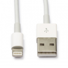 Apple Lightning kabel | Apple origineel | 0.5 meter (Wit) 3994350006 ME291AM/A C070501001