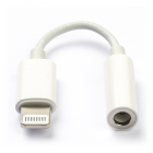Apple Lightning naar mini jack - Apple Origineel - 10 centimeter MMX62ZM/A K010901184