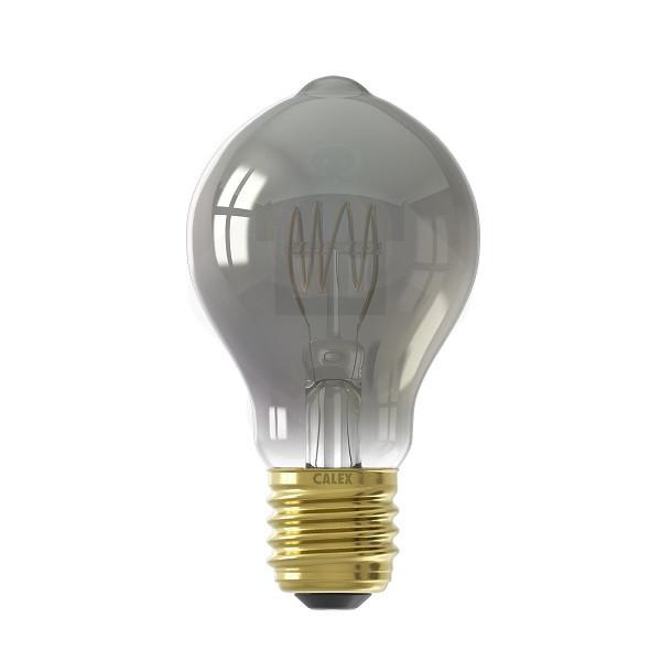 LED lamp E27 - Peer - Calex (4W 100lm 2100K Dimbaar) Calex kabelshop.nl