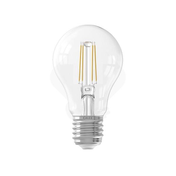 LED lamp E27 - Peer - Calex (4W 390lm 2700K Dimbaar) Calex kabelshop.nl