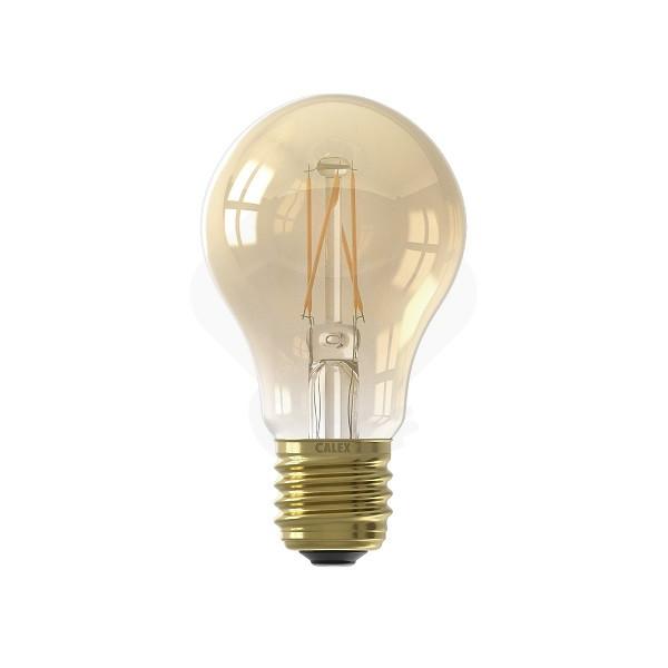 LED lamp E27 - Peer - Calex (6.5W 600lm 2100K Dimbaar) Calex ...