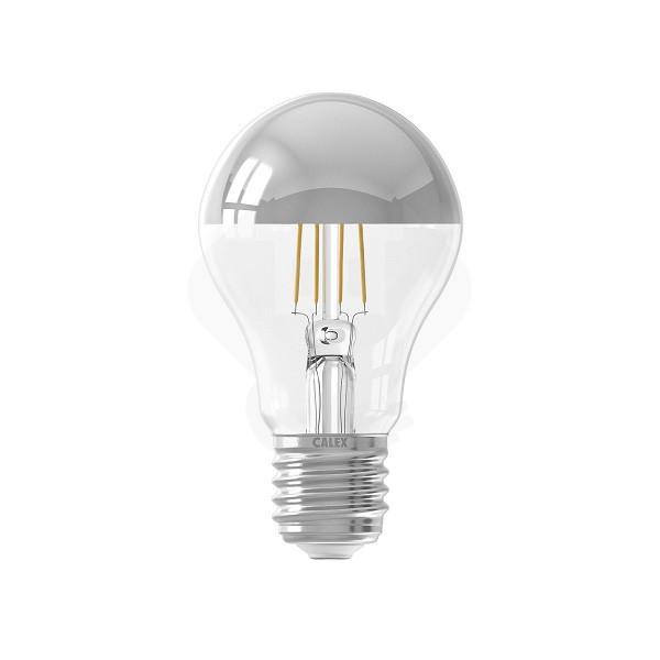 LED lamp E27 - Peer met kopspiegel - Calex (4W 300lm 2300K Dimbaar ...