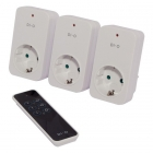 DI-O Smart Home starter kit (Afstandsbediening, 3 units) 54796 K120400001