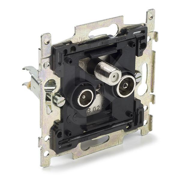 Bekend Ziggo wandcontactdoos | 4G-proof & top beeldkwaliteit! | Kabelshop.nl CJ85