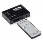 HDMI switch 3-poorts met afstandsbediening (Full HD)