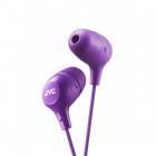 Oordopjes - JVC (Mini jack, In ear, Memory foam, Paars)