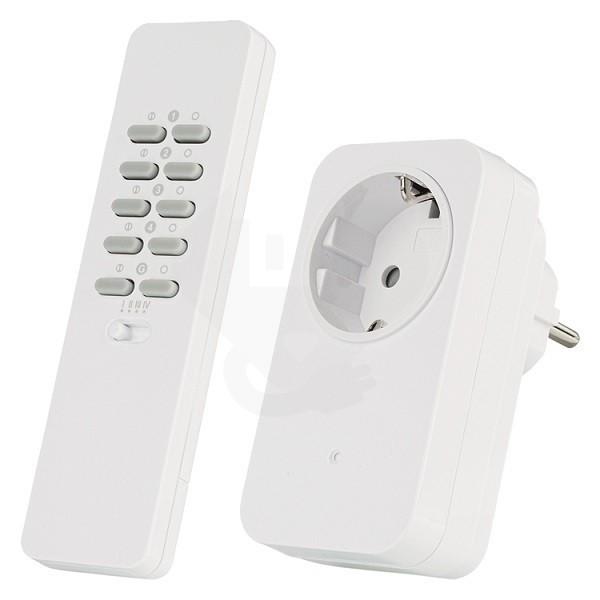 KlikAanKlikUit dimmer en afstandsbediening ACD-200R (16 kanalen ...