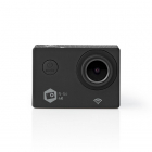Nedis Action camera - Nedis (4K, 16 MP, Wifi, Waterdicht tot 30 meter) ACAM41BK K170406125