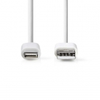 Apple Lightning kabel | 2 meter (wit)