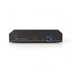 Nedis DVR recorder - Nedis (Full HD, HDD 1TB, Motion mask, 4 camera's) AHDR204CBK N170406302