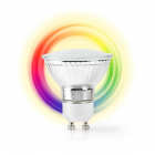 GU10 smart LED lamp | Nedis SmartLife | Spot (5W, 330lm, 2700K, Full Colour, Dimbaar)