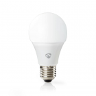 LED Wifi lamp E27 - Peer - Nedis (9W, 800lm, 2700K)