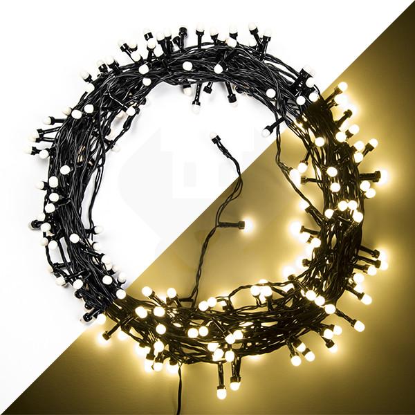 Led Kerstverlichting 21 Meter 240 Leds Bolvormige Lampjes