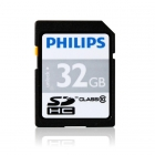 Philips SDHC geheugenkaart (Class 10, 32 GB)