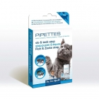 The Pet Doctor Teken- & vlooienpipet - The Pet Doctor (Kat, 4 stuks) 82995 K170114007