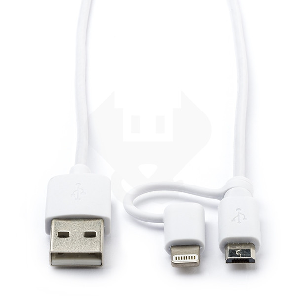 usb b to lightning cable