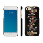 iDeal of Sweden iPhone 7 hoesje - iDeal of Sweden - Dark Floral (Hardcase) IOSIDFCAW18-I7-97 A010223200