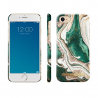 iDeal of Sweden iPhone 7 hoesje - iDeal of Sweden - Golden Jade Marble (Hardcase) IOSIDFCAW18-I7-98 A010223201