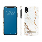 iDeal of Sweden iPhone Xr hoesje - iDeal of Sweden - Carrara Gold (Hardcase) IOSIDFCA16-I1861-46 K010223186