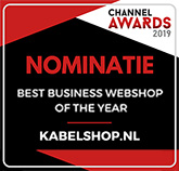 Stem op Kabelshop.nl Channel Awards 2019!