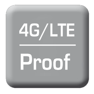 4G/LTE proof