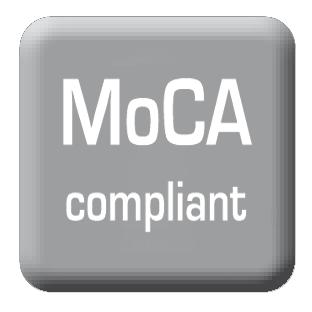 MoCA-kompatibel