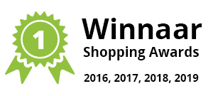 Shopping Awards Winnaar - Kabelshop.nl