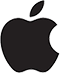Apple logo | Kabelshop.nl